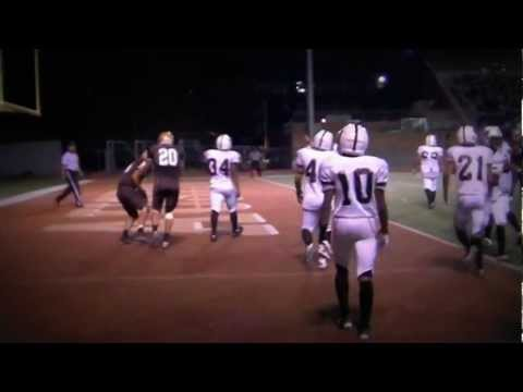 Austin High School Football Highlight #1