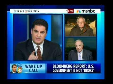 Michael Moore 'Not Broke' Speech - Bernie Sanders, Ed Rendell Discuss W/ Cenk
