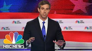 Beto O'Rourke: Young People Are Taking Charge On Gun Control | NBC News