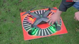 Xiro Xplorer V #03 - Kompass kalibrieren(Denkt daran den Film in HD QUALITÄT zu schauen. Falls er euch gefällt: Kommentieren, Daumen HOCH, teilen und ABONNIEREN! Danke!, 2015-12-25T08:00:02.000Z)