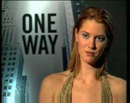 Lauren Lee Smith  One Way  Part 1