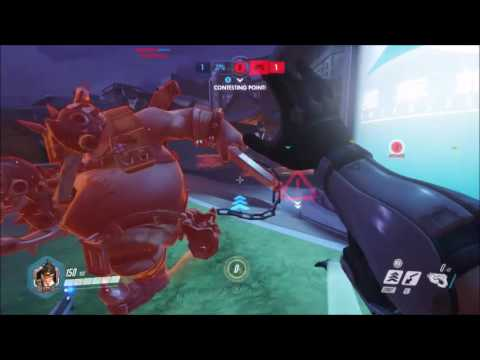 Funny Overwatch comp... 13-Bit talks about racist neighbors