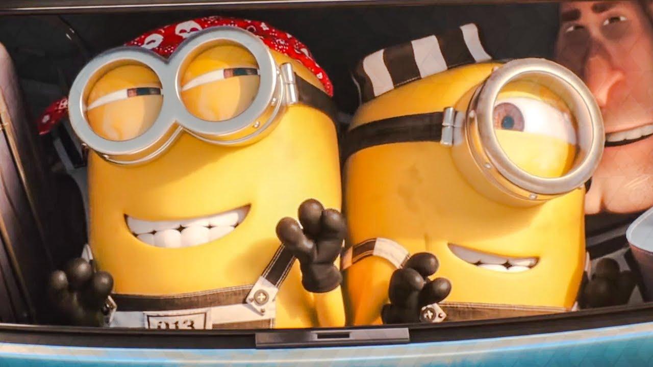 Download Yellow Is The New Black - MINIONS Mini-Movie Clip (2018)