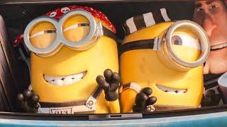 Yellow Is The New Black - MINIONS Mini-Movie Clip (2018)