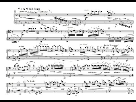 Music for the End of Time by William Osborne (excerpts with score)