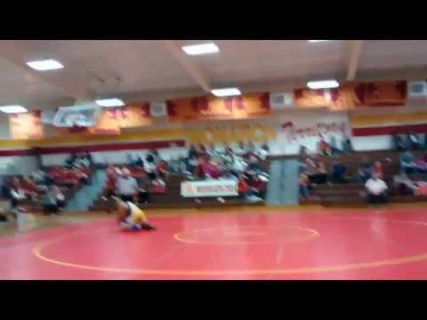 Grossmont High School wrestling (GABE) 130