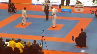 Karate1 Premier League - Dubai 2019 - Rafael Aghayev Semifinal