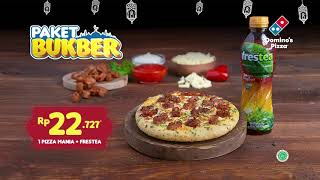 Domino's Pizza Paket Ramadhan...