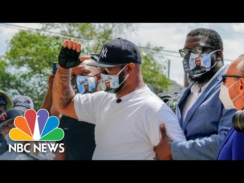 Live: Protests In Houston, Texas Over George Floyd's Death | NBC News