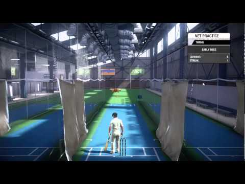 Don Bradman Cricket 2014 | Nets Practice | Spin Bowling | Exclusive Preview