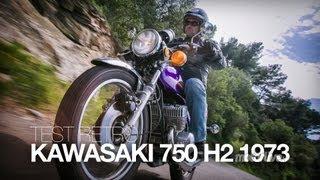 TEST RETRO | Kawasaki 750 H2 1973