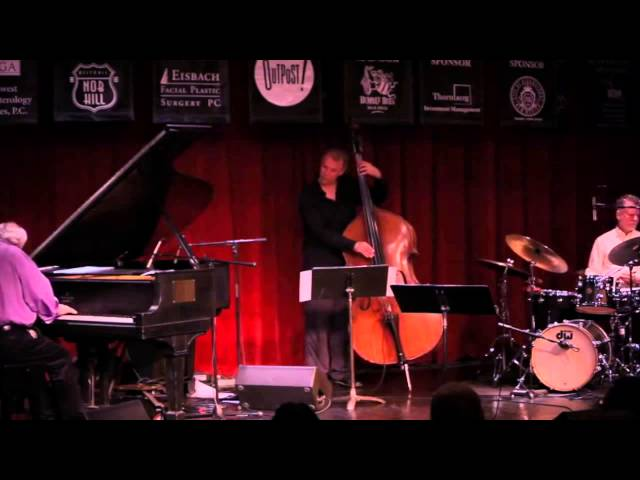 "Gerard Hagen w/ trio. "" I Thought About You."""
