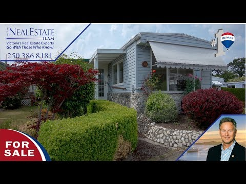 55+, pet friendly park 10-1393 Craigflower Road in Victoria BC