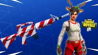 RED NOSED RAIDER SKIN - NEW WEAPON SKINS - Fortnite Daily Reset NEW Items in Item Shop