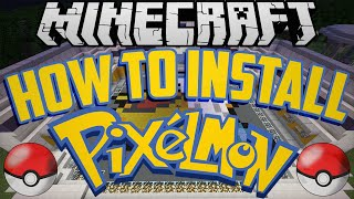 How To Install Pixelmon [Any Version] Easy Step By Step Guide!