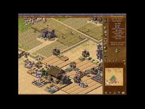 Emperor: Rise of the Middle Kingdom - Han Dynasty - Outpost in The Sand