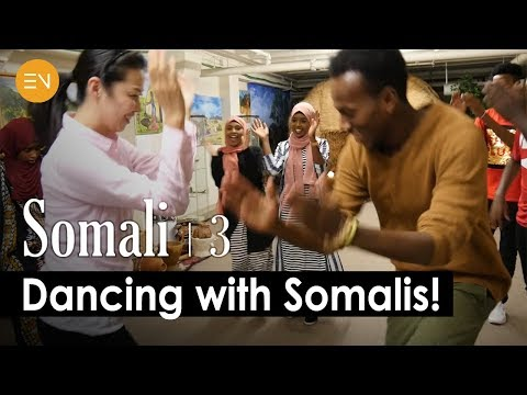 Dancing with Somali People in Minneapolis