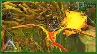 REMOVING THE CORRUPTION Taming the Forest Kaiju - Titan in Ark: Extinction