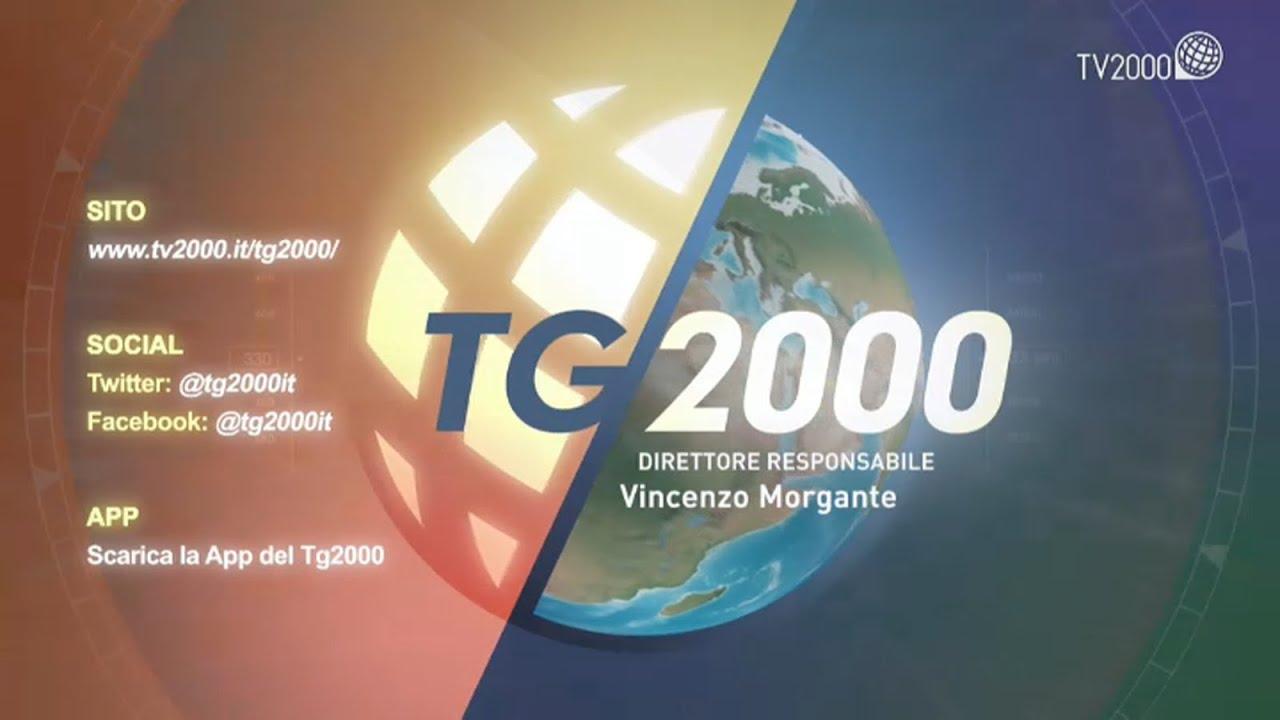 TG2000, 15 maggio 2021 – Ore 20.30