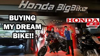 HONDA CLICK 125i to HONDA CB650r | MY DREAM BIKE | MY JOURNEY