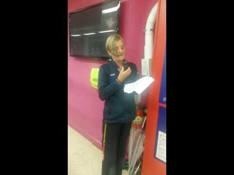 Tesco Hindley night staff last shift