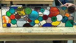 Stained glass courses with Martin McAssey