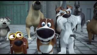 Большой собачий побег Трейлер