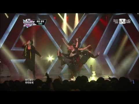 [130530] EXO _ Wolf (Comeback Stage) @M Countdown