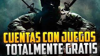 CUENTAS CON JUEGOS GRATIS | DESCARGA ESTOS JUEGAZOS PARA XBOX 360 Y ONE