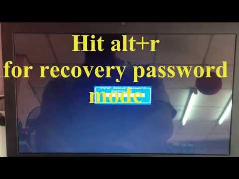 How To Remove Password From Hp Laptop
