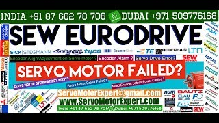 SEW Eurodrive Possible Causes Motor Failure, Servo Motor Troubleshooting, How servo drives work?