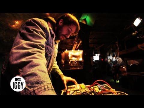 DJ Setup 101 with Gold Panda — MTV Iggy Interview