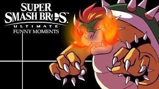 BOWSER HAS TAKEN OVER! (Super Smash Bros. Ultimate Funny Moments)