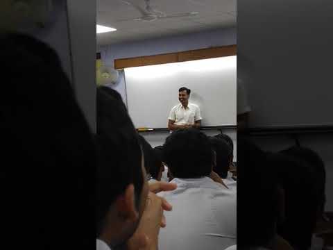 Sachin Singh Sir Class Masti.. Talking About Ragging And College Fun.Teachers' Day Allen Fun Day
