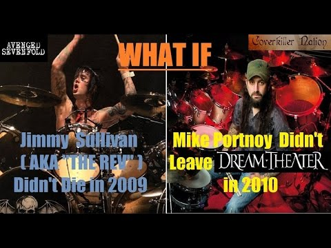 WHAT IF: THE REV (A7X) Didn't Die and MIKE PORTNOY Didn't Leave Dream Theater?