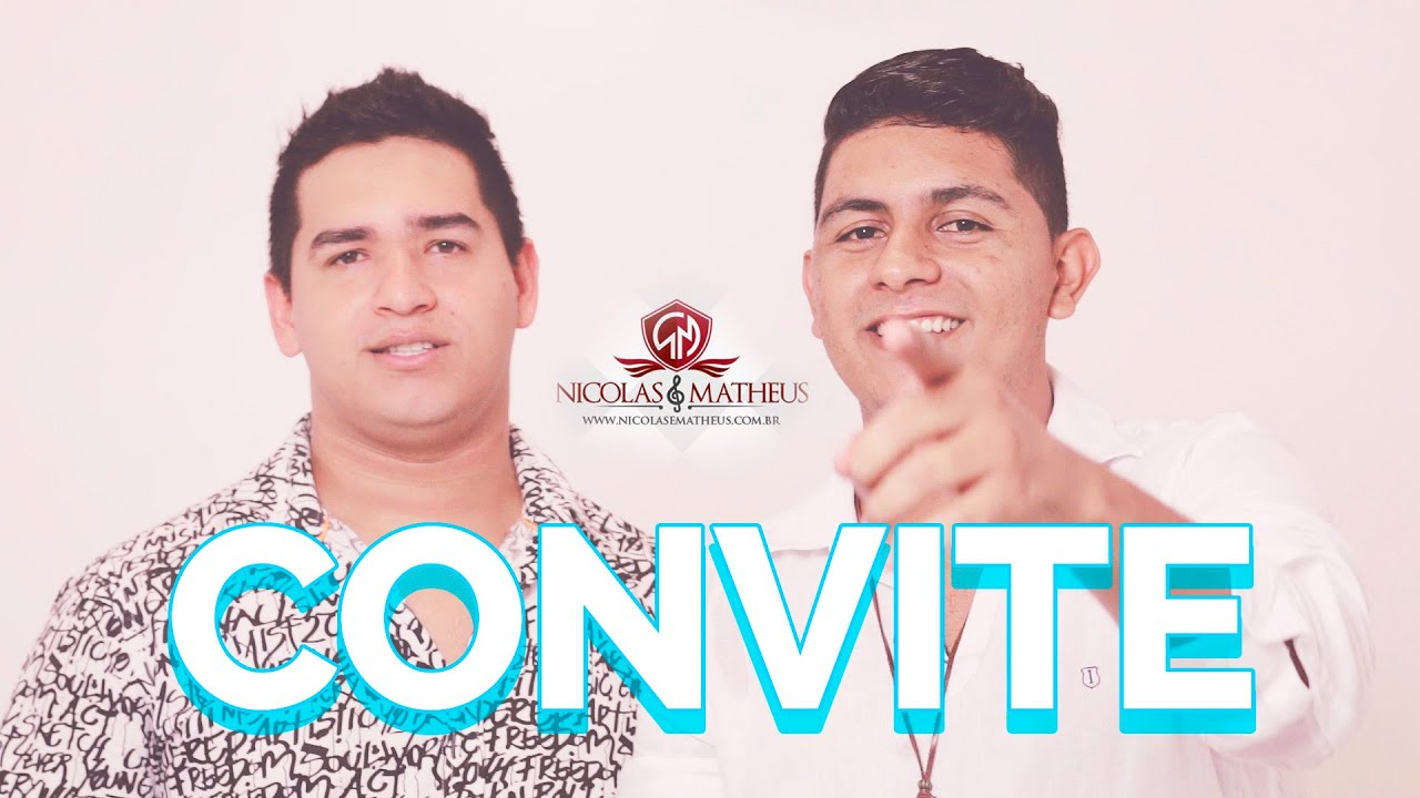 convite n colas matheus reveillon 2016 youtube. Black Bedroom Furniture Sets. Home Design Ideas