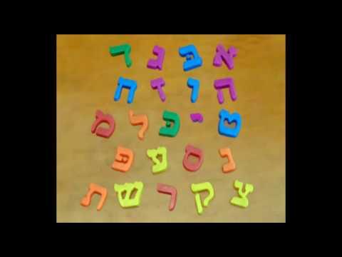 Alef Bet Song