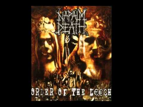 napalm death forewarned is disarmed