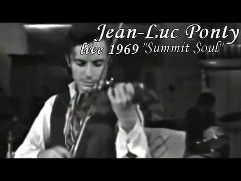 Jean-Luc Ponty performing Summit Soul live in 1969 [TV Broadcast]