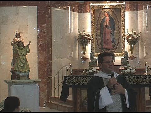 The Catholic Mass from the Church of Our Lady of Guadalupe 10-1-17
