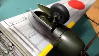 """三菱 キ67 四式重爆撃機""""飛龍"""" 1/72Hasegawa Mitsubishi Ki67 TYPE4"""
