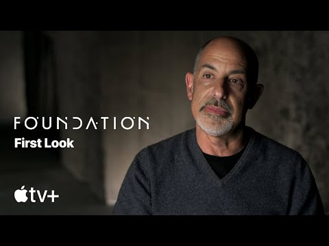 Foundation — First Look | Apple TV+