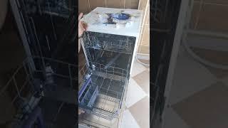 Servis ten Bulaşık makinesi çalışım tanıtımı