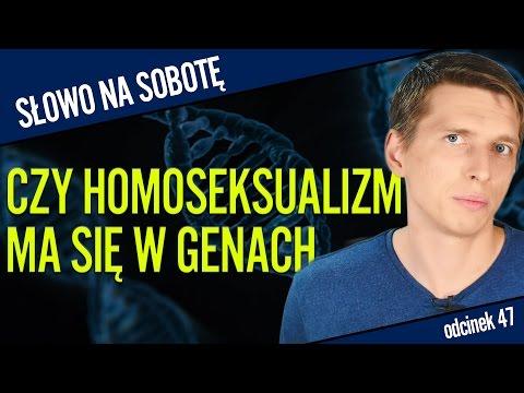 Czy homoseksualizm można mieć w genach? | Słowo na sobotę #47