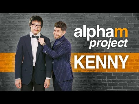 Alpha M. Project Kenny *SEASON PREMIER* | A Men's Makeover Series | S5E1