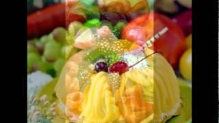 Рецепты из фруктов для всей семьи (фруктовые салаты)
