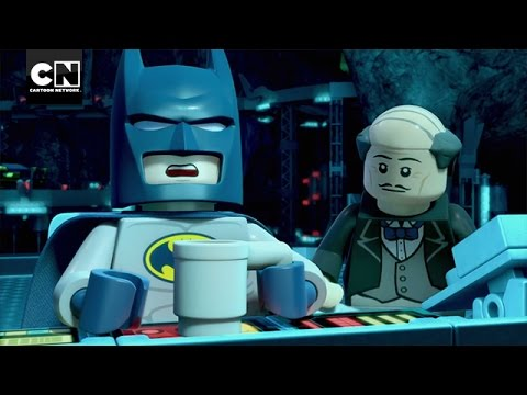 LEGO DC Comics: Batman Be-Leaguered l Cartoon Network