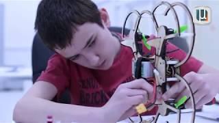 «Урок технологии в детском технопарке» на базе технополиса «Москва»