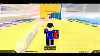 ROBLOX - A spawnkiller in Fall Down Stairs