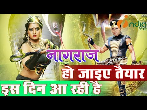 नागराज मूवी - Nagraj Bhojpuri Movie का Release Date आउट, Yash Kumar, Anjana Singh